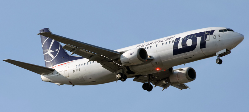 SP-LLG-LOT-Polish-Airlines-Boeing-737-400