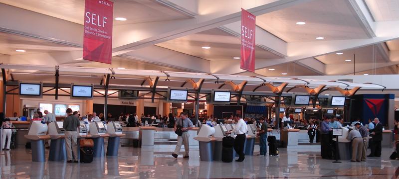 Топ -5. Самый оживленный аэропорт мира снова Чикаго О'Хара
