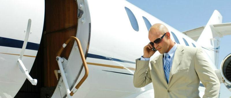 Самолеты богатейших людей мира