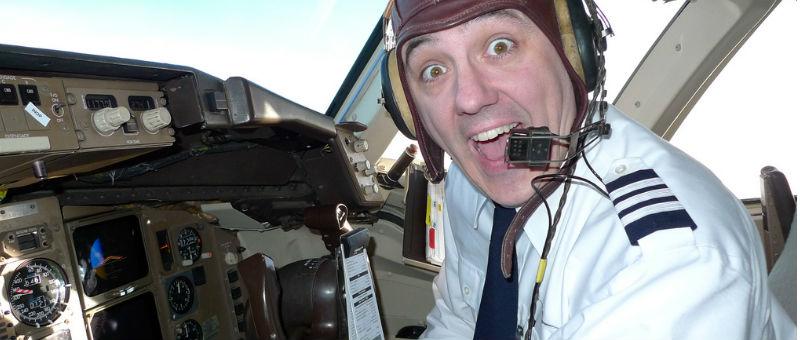 В России иностранных пилотов проверят на вменяемость