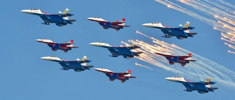 Московские аэропорты закроют на время проведения Парада Победы