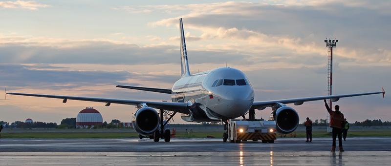 Airbus A319 Аврора. Фото и описание самолета