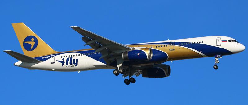 Boeing 757-200 I-Fly (Ай-Флай). Фото и описание самолета