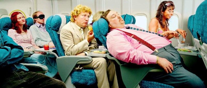 Российских пассажиров больше всего раздражает теснота