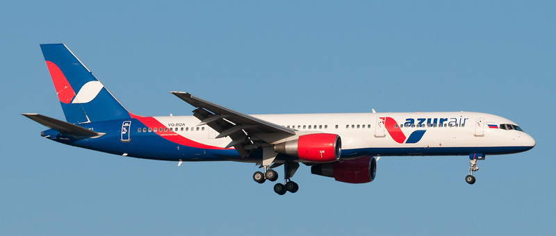 Boeing 757-200 Azur Air. Фотографии и описание самолета