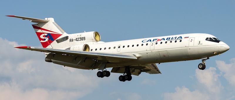 Як-42Д Саратовские авиалинии. Фото, видео и описание самолета