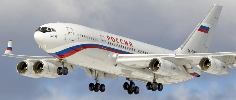 Президент России поддерживает идею возрождения Ил-96