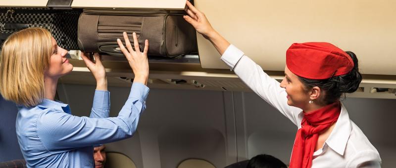 Пассажиры оценили вежливость экипажей различных авиакомпаний
