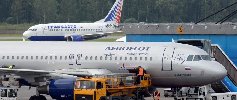 Антимонопольная служба может отобрать у «Аэрофлота» международные маршруты