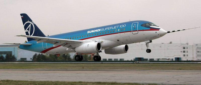 На 2016 год запланирована поставка 31 SSJ-100