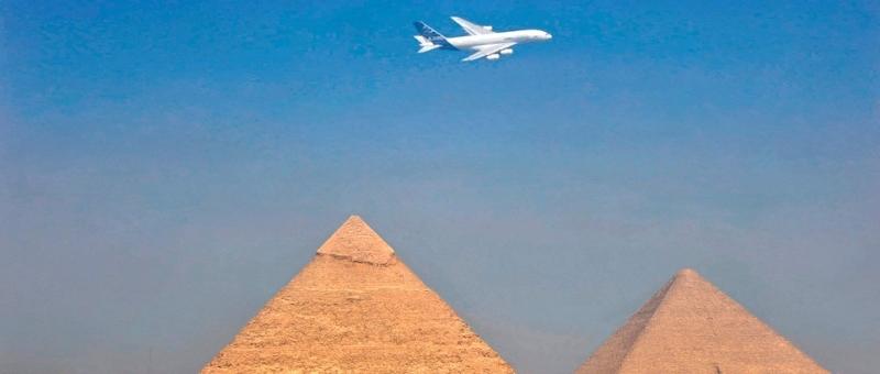 Полеты в Египет вскоре могут возобновиться