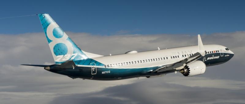 Boeing 737MAX — первый полет прошел нормально