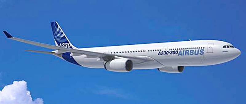 Airbus планирует увеличить производство A330