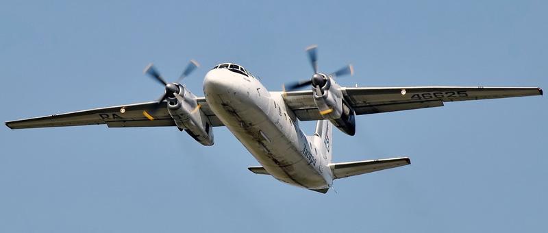 Ан-24РВ Ангара. Фотографии, видео и описание самолета