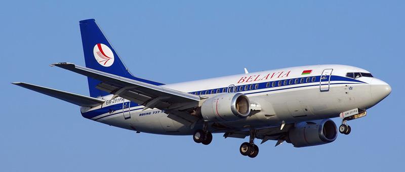 Boeing 737-500 — Белавия. Фотографии и описание самолета