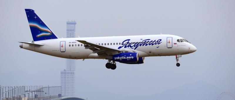«Якутия» собирается летать из Хабаровска в города Японии