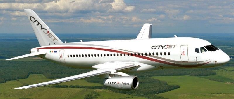 Заказчик SSJ-100 из Европы поменял владельцев