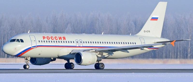OrenAir и «Донавиа» теперь летают под кодом «России»