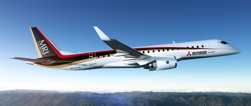Японский MRJ к концу 2016 года пойдет в серию