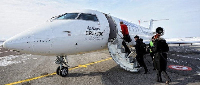 Авиакомпания «ИрАэро» начнет летать на SSJ-100