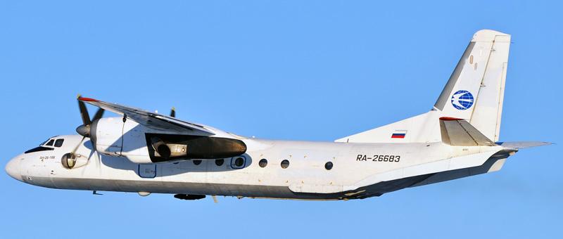 Ан-26-100 — Ангара. Фотографии и описание самолета