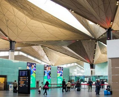 Новый терминал аэропорта «Пулково» признан одним из лучших в мире