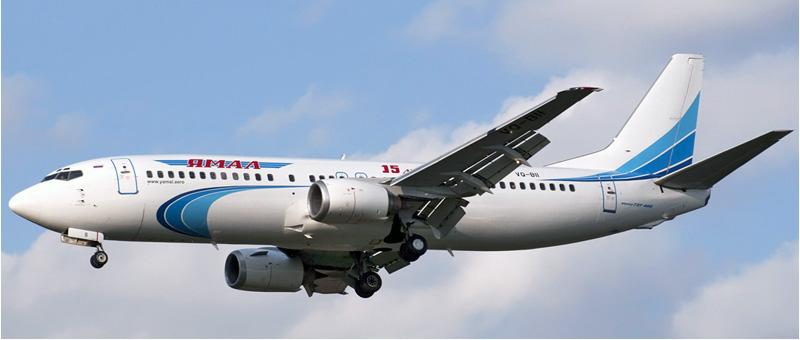 Boeing 737-400 — Ямал. Фотографии и описание самолета