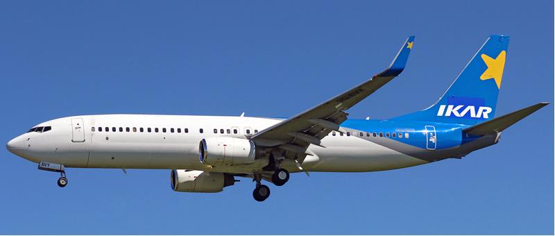 Boeing 737-800 Pegas Fly. Фотографии и описание самолета