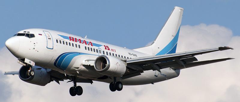 Boeing 737-500 — Ямал. Фотографии и описание самолета