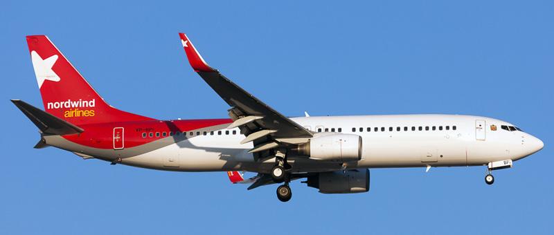 Boeing 737-800 авиакомпании Nordwind Airines. Фотографии, видео и описание самолетов