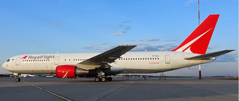 Boeing 767-300 — Royal Flight. Фотографии и описание самолета