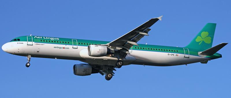 Aer Lingus Airbus A321-211