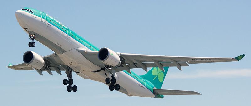 Airbus A330-200 Aer Lingus