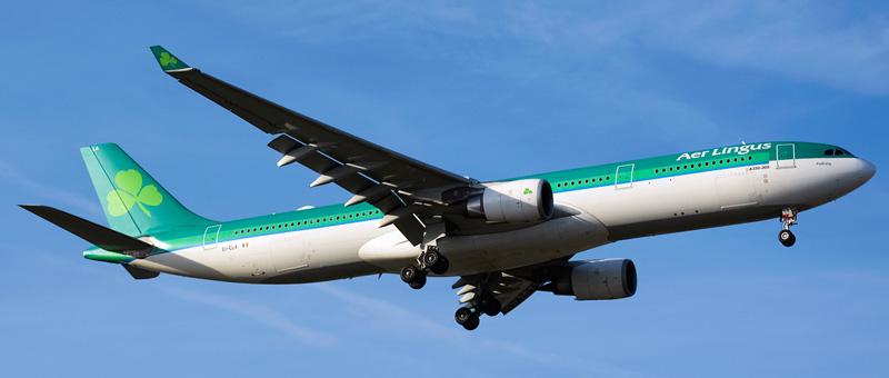 Airbus A330-300 Aer Lingus