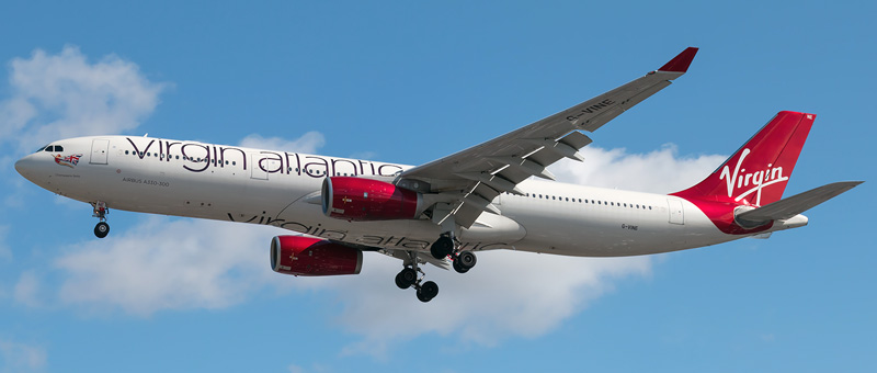 Airbus A330-300 Virgin Atlantic