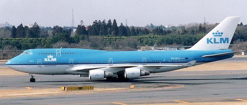 На рейсах KLM начнут предлагать разливное пиво