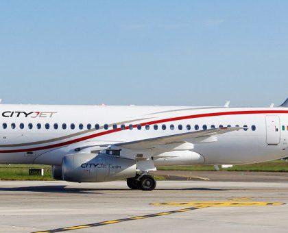 Финская авиакомпания начинает полеты на SSJ-100