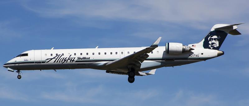 Canadair CRJ-700 Alaska Airlines