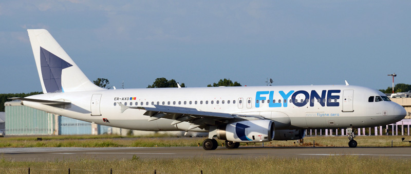 Airbus A320-200 Fly One