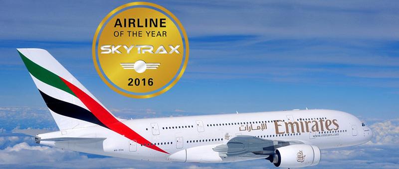 Рейтинг лучших авиакомпаний мира 2016 года