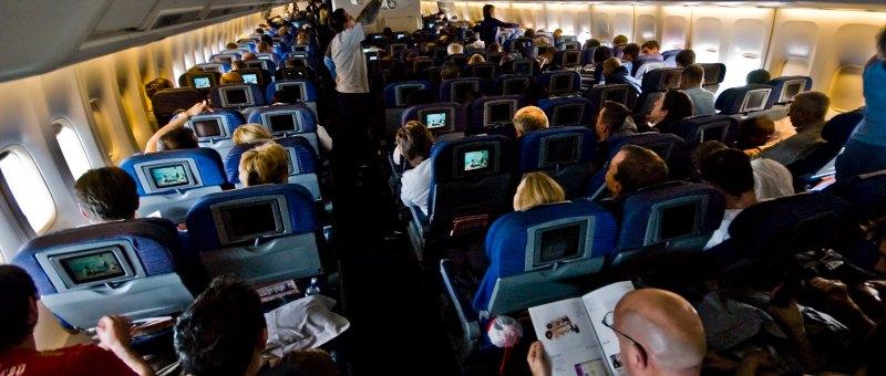 Оснащение самолетов онлайн-камерами вероятно отложат до 2019 года