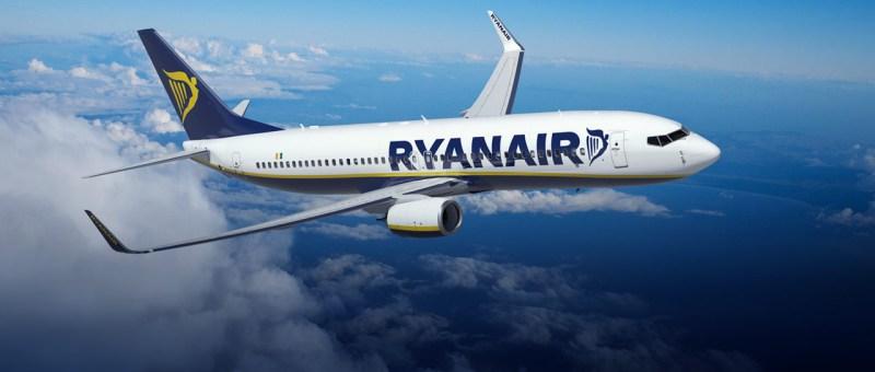 Ryanair в следующие 12 месяцев получит 50 новых самолетов
