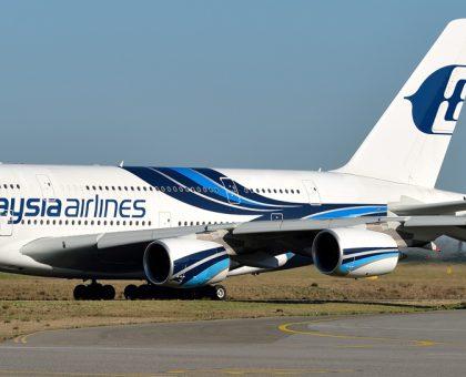 Malaysia Airlines пытается избавиться от сверхбольших Airbus A380