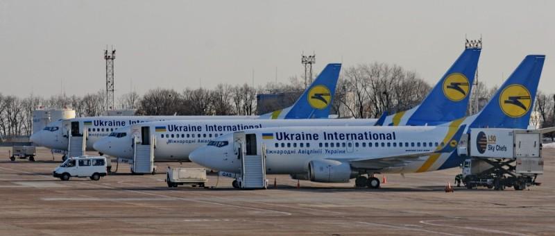 Флот «Международных авиалиний Украины» увеличат до 90 самолетов