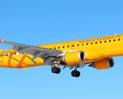 Embraer оценил спрос на региональные самолеты в СНГ и Европе