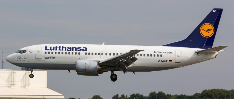 Lufthansa вывела из эксплуатации последний Boeing 737