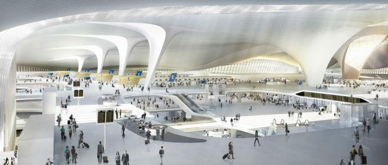 В Пекине откроют новый аэропорт специально для альянса SkyTeam