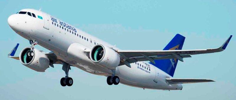 Air Astana хочет сконцентрироваться на перевозках из Китая в Европу