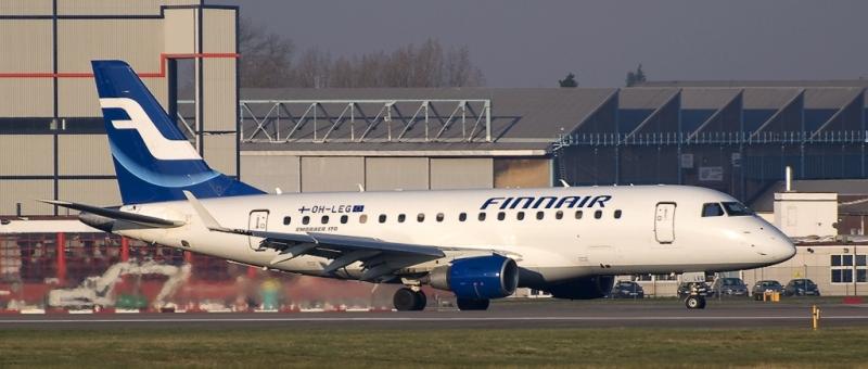 В 2017 году S7 Airlines планирует получить 10 региональных лайнеров Embraer