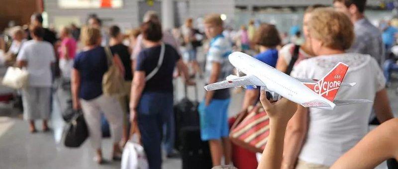 В ноябре российские авиакомпании показали значительный прирост перевозок